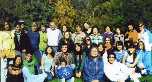 Miembros de la Comunidad de Valparaíso