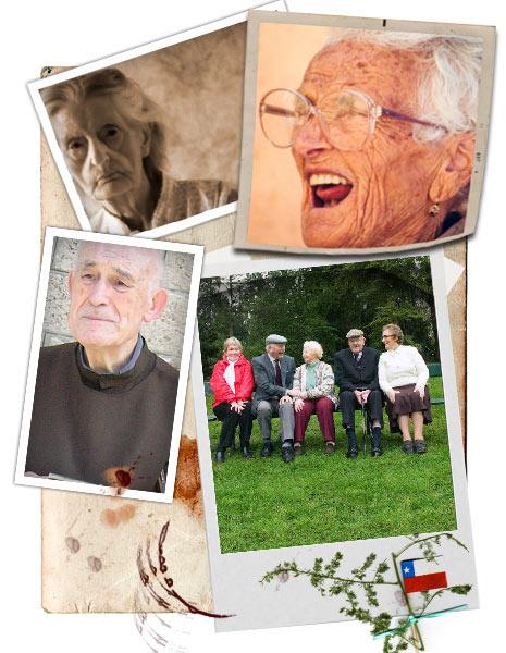 Ancianos…