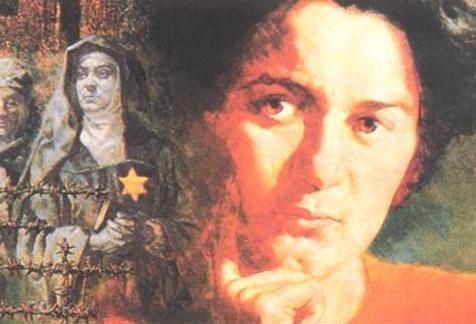 St Teresa Benedicta of the Cross