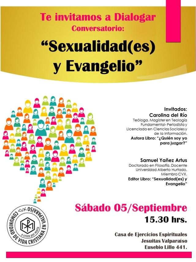 Conversatorio Sexualidad(es) y Evangelio